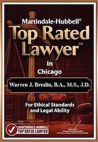 Martindale-Hubbel - Top Rated Lawyer